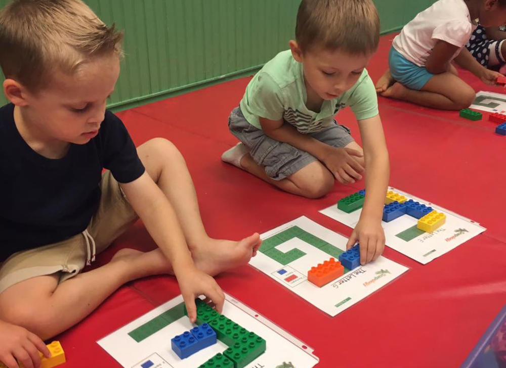 Engaging STEM Activities Keep A Focus On Learning - Summer Camp Preschool & Daycare Serving Frederick, MD