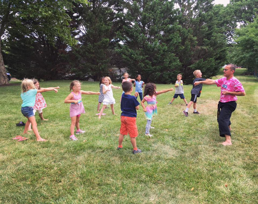 Sports And Outdoor Games Stimulate Health And Teamwork - Summer Camp Preschool & Daycare Serving Frederick, MD